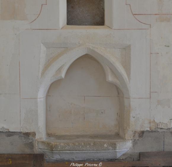 Intérieur de l'église de Vielmanay