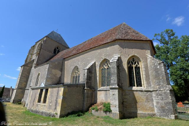 Église de Challement un remarquable patrimoine