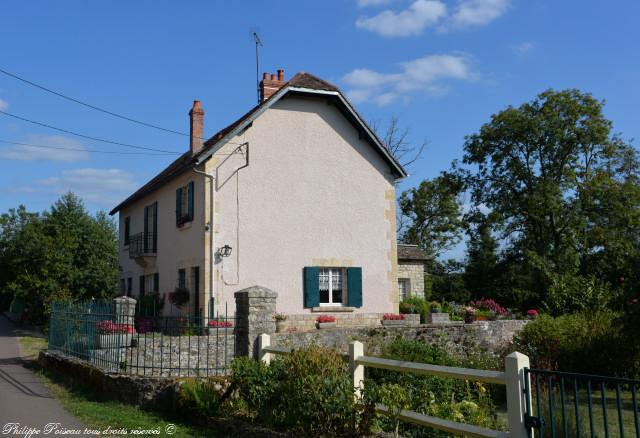 Le Moulin d'Asnois un patrimoine vernaculaire