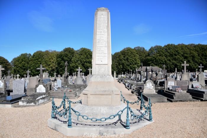 Monument aux morts de Guérigny