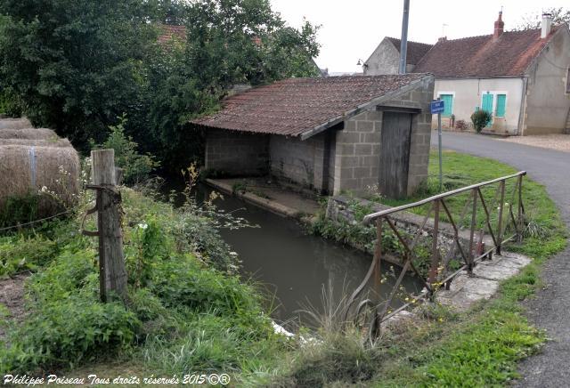 Lavoir de Passy-les-Tours Nièvre Passion