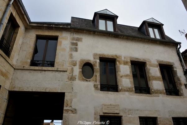 La Maison d'Edme Courot - Grand-père de Romain Rolland