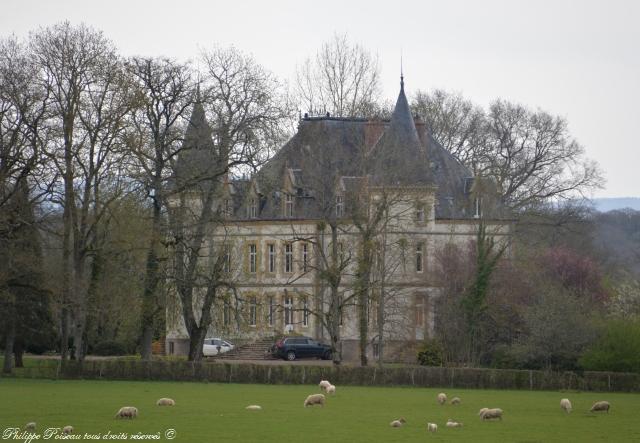 Château le Bailly de Pron un remarquable Château