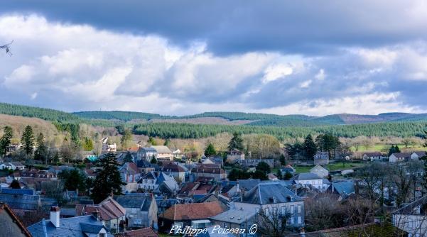 Panorama de Lormes – Panorama du Morvan
