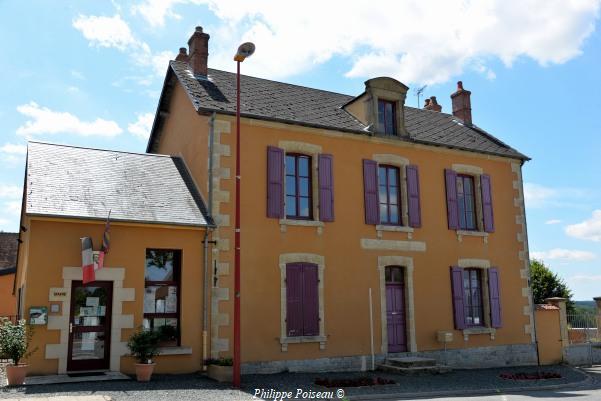Mairie école de Saint Seine