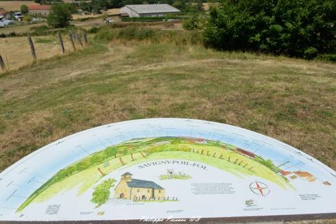 Panorama de Savigny Poil Fol Nièvre Passion