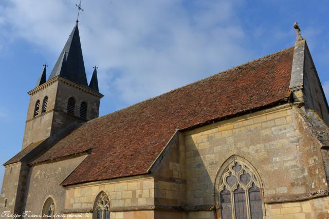 Église de Dompierre sur Héry un beau patrimoine