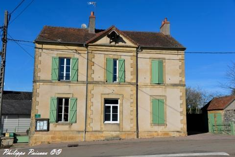 Mairie de Oulon Nièvre Passion