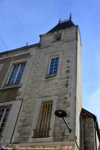 Louis Mirault Poète de La Charité sur Loire