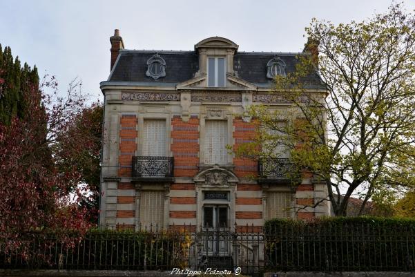 Maison de maître de La Charité-sur-Loire un Patrimoine