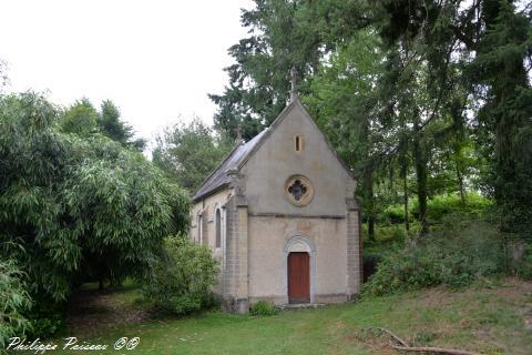 Chapelle de Briffault un beau patrimoine
