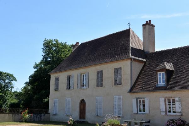 Manoir de Terrain Nièvre Passion