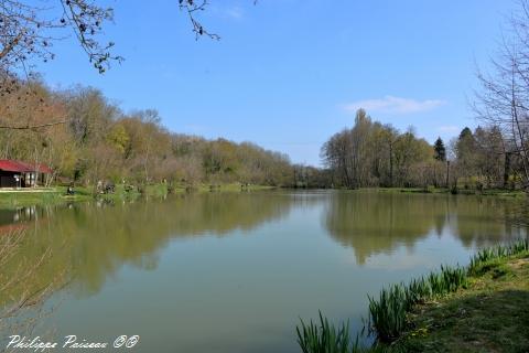 Étang de Suillyzeau un beau plan d'eau de Suilly-la-Tour