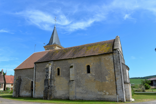 Église de Balleray