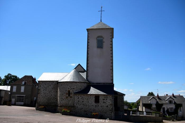 Église de Blismes Nièvre Passion