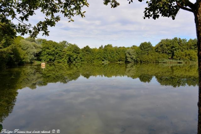 Plan d'eau du Fourneau de Guichy Nièvre Passion