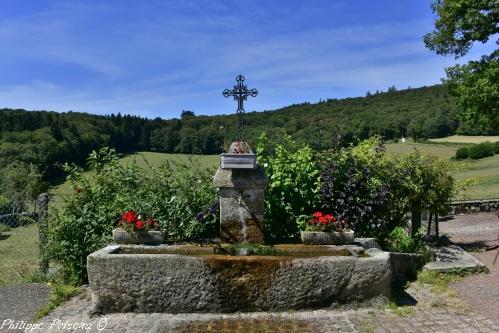 Fontaine de Glux en Glenne Nièvre Passion