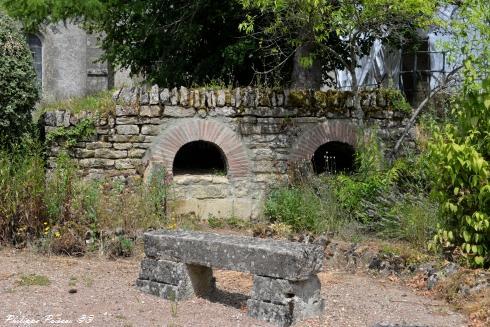 Four à pain du village d'Anthiou Nièvre Passion