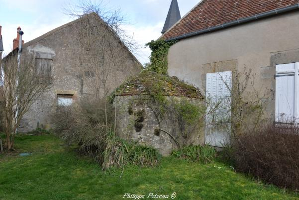 Four du village de Pazy – Ancien four