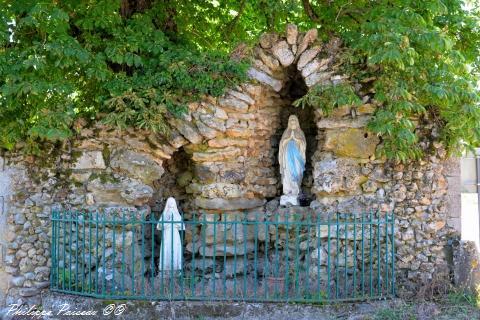 Grotte de la vierge de Brinon sur Beuvron – Patrimoine