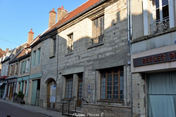 Hôtel de l'Écu à Varzy