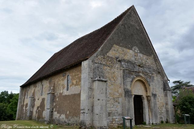 La chapelle de Donzy le Pré –  Église Saint-Martin