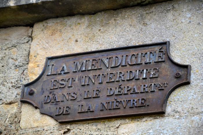 La mendicité dans la Nièvre