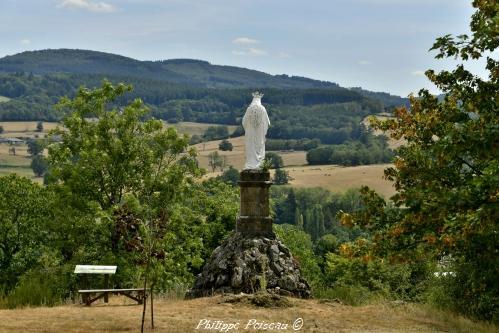 La vierge d' Onlay un site remarquable