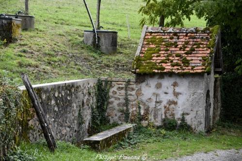 Lavoir de Châtin – Patrimoine vernaculaire