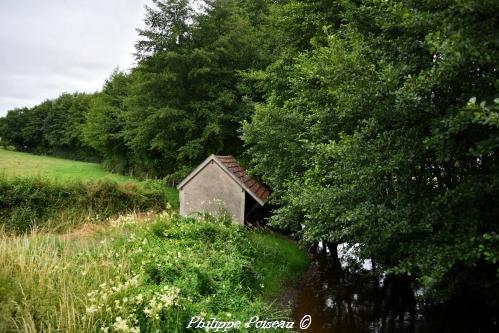 Lavoir de Précy la Chaume Nièvre Passion Nièvre Passion