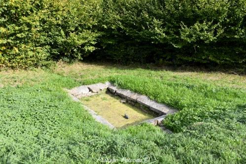 Lavoir du hameau de Grosse – Patrimoine vernaculaire