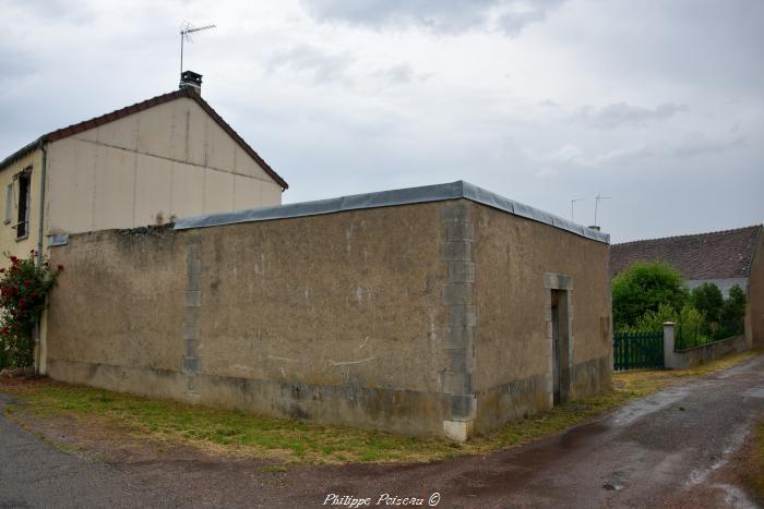 Lavoir rue du Tacot