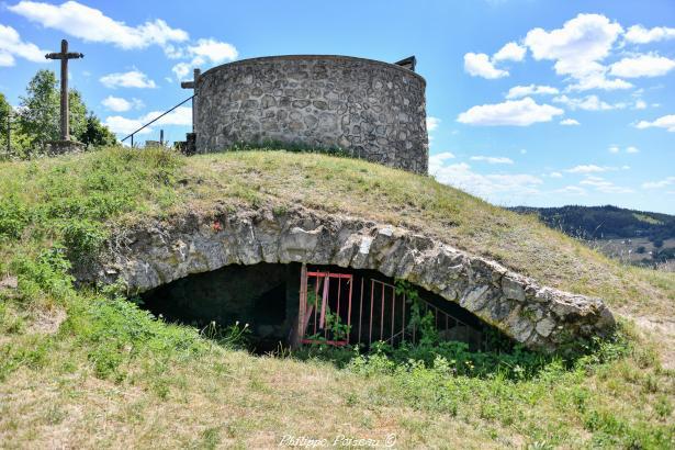 Le Château de Château-Chinon remarquable fortification