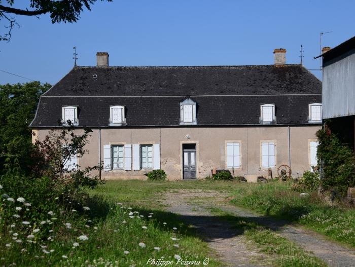 Le château de Tourny un beau patrimoine.