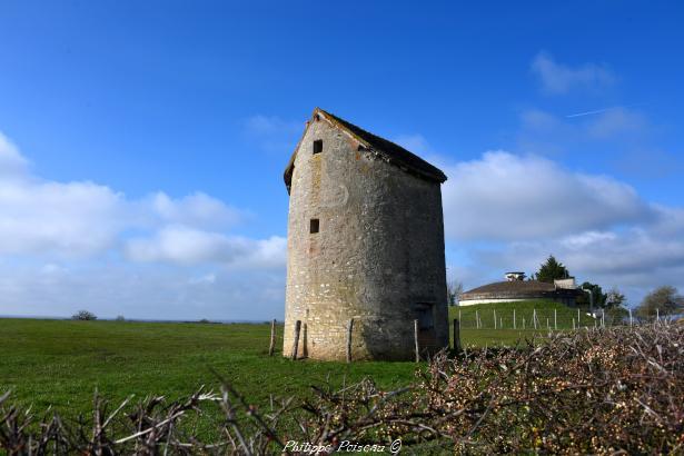 Moulin à vent de Taloux un beau patrimoine