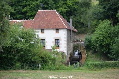 Moulin de Montignon un beau moulin de la Talvanne