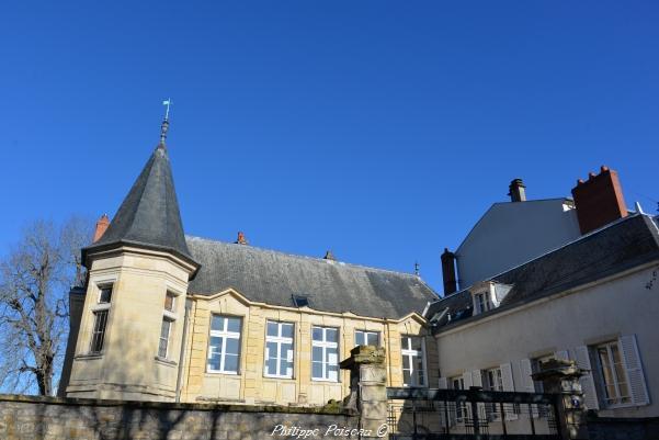 L'hôtel de Prysie un des Hôtels particuliers de Nevers