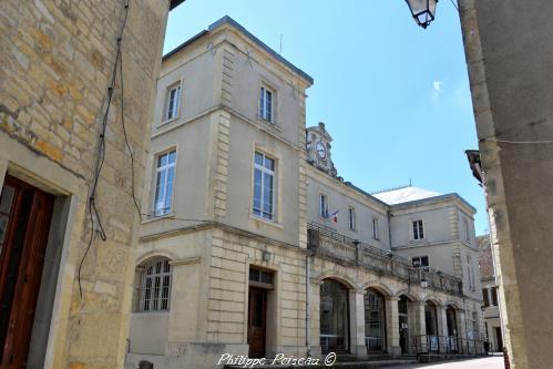 Mairie de Tannay Nièvre Passion