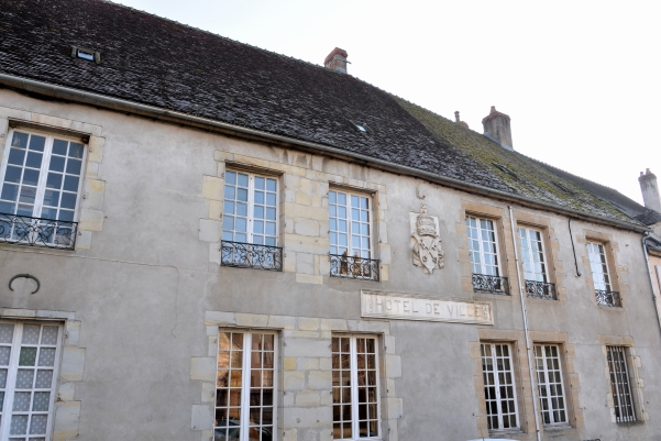 Mairie de Varzy - Hôtel de ville de Varzy