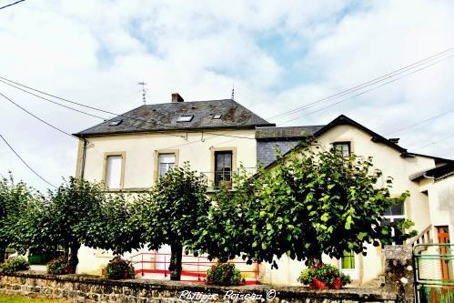 Mairie de Châtin – École communale un patrimoine