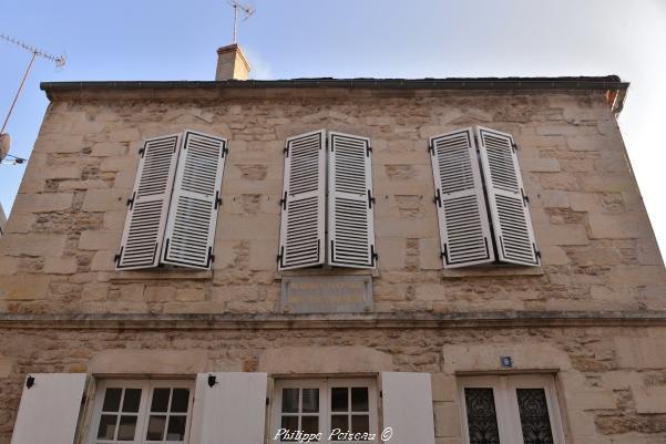 Maison des trois Dupin de Varzy