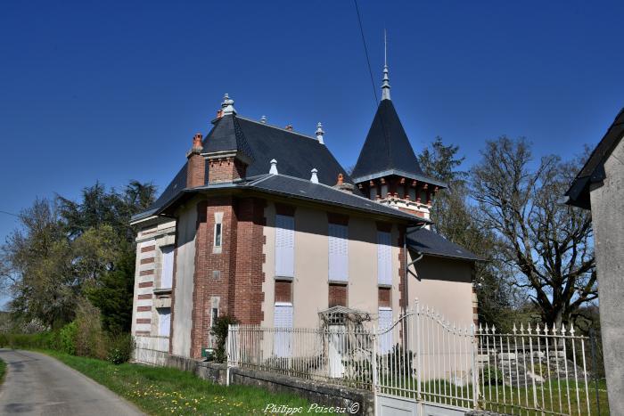 Belle demeure du hameau de Chanaux un patrimoine