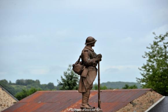 Monument aux Morts de Chaumard