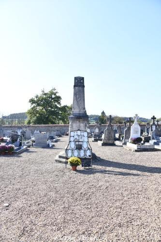 Monument aux morts d' Onlay – Souvenir