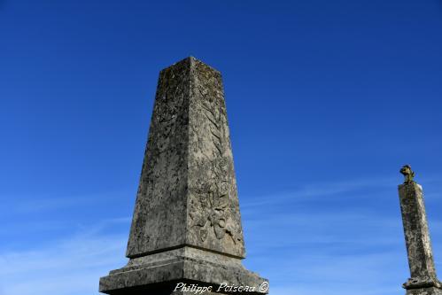 Monument aux morts de Marcy – Souvenir