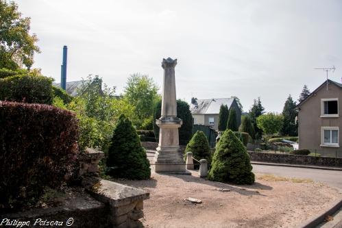 Monument aux morts de Planchez
