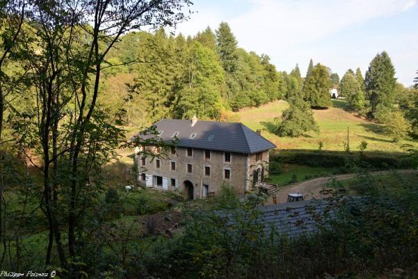 Moulin de Mâchefer un beau patrimoine vernaculaire