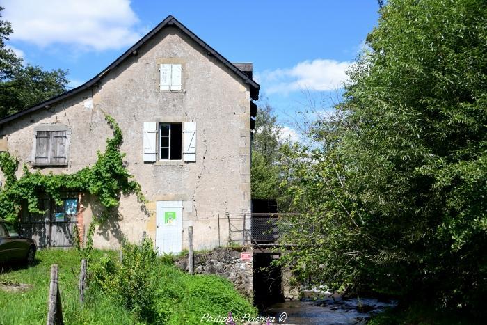 Moulin de Montécot un beau patrimoine.