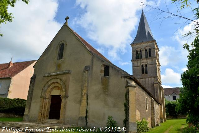 Église de Parigny les Vaux Nièvre Passion