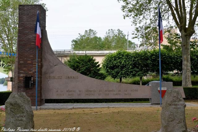 Mémorial des déportés de la Nièvre – Devoir de mémoire